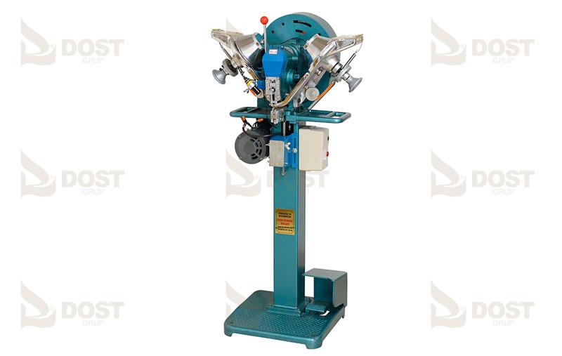 Tam Otomatik Çıtçıt Çakma Makinası