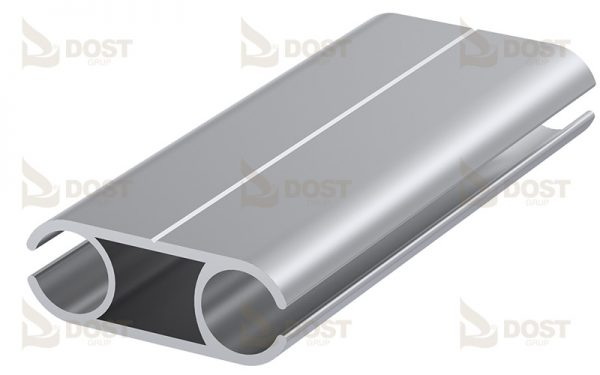 Alüminyum Keider Profili 12 mm