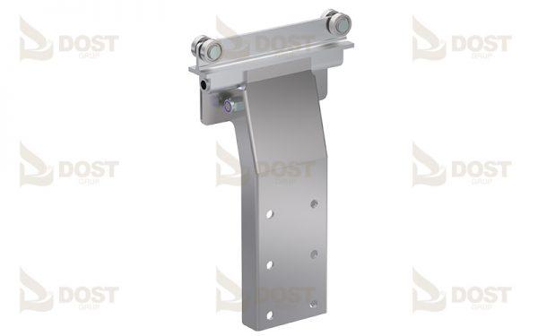 Pillar Roller For Aluminium Rail & Bended