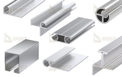 Profiles Aluminium Main