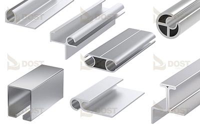 Profiller Aluminyum Çelik