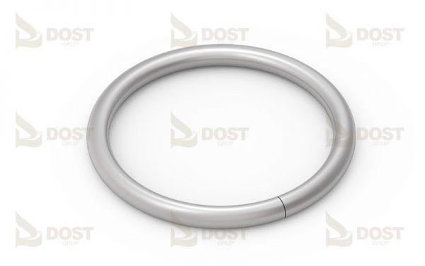 Round Rings & Metal