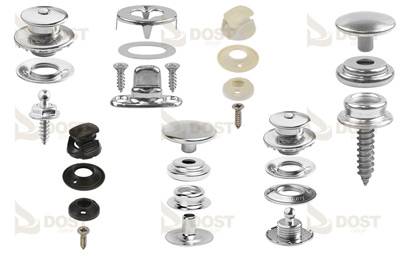 Snap And Fasteners Main
