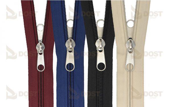 Type 20 Zipper & Nylon